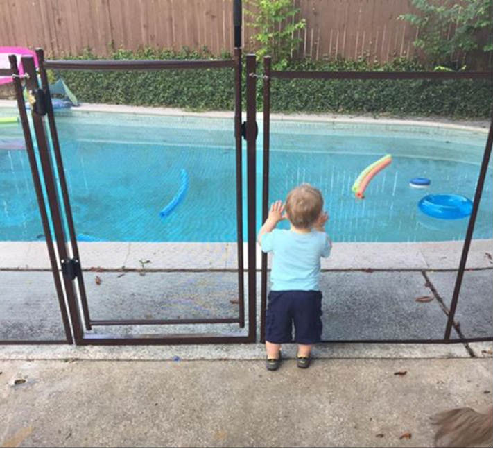 Pool Guard Fence Facebook Review