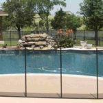 dallas pool fence