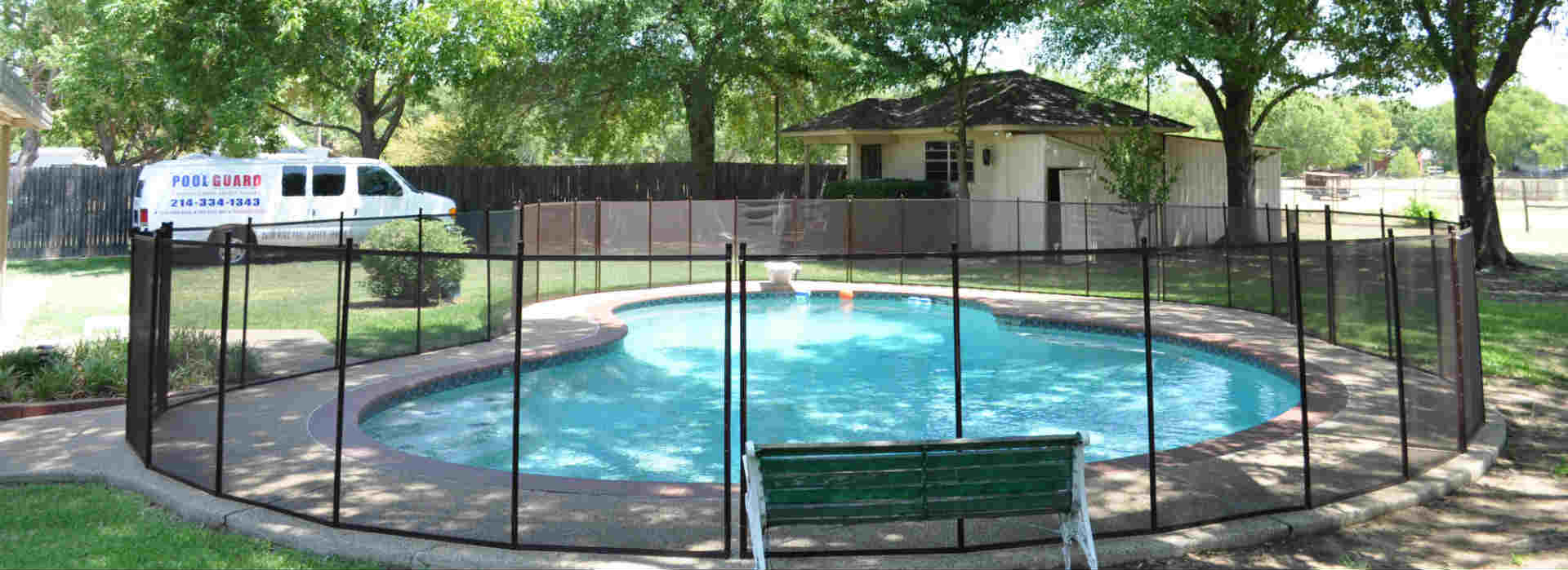 pool fence fort worth
