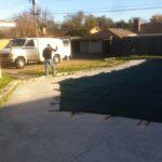 Pool Cover in Dallas, TX