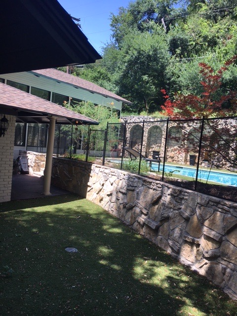 Ft Worth Texas Pool Safety Fence Installation Keep Your