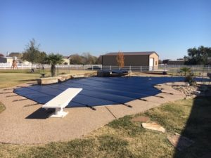 Grey Promesh Cover in Rockwall, tx