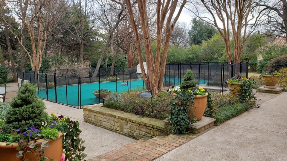 southlake texas pool cover